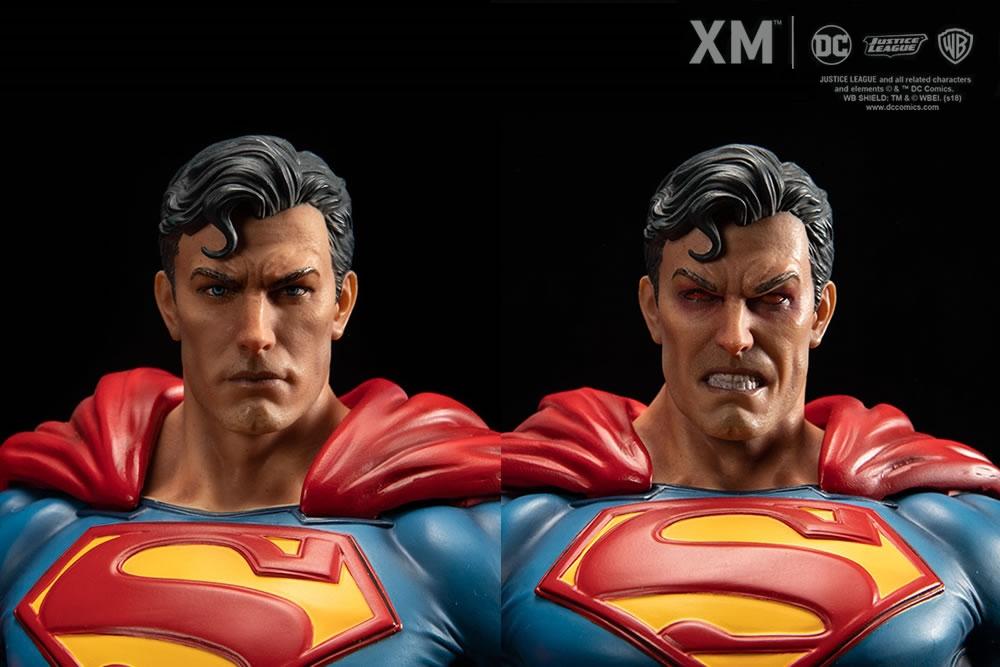 Premium Collectibles : JLA Superman 1/6**   12mjjwz