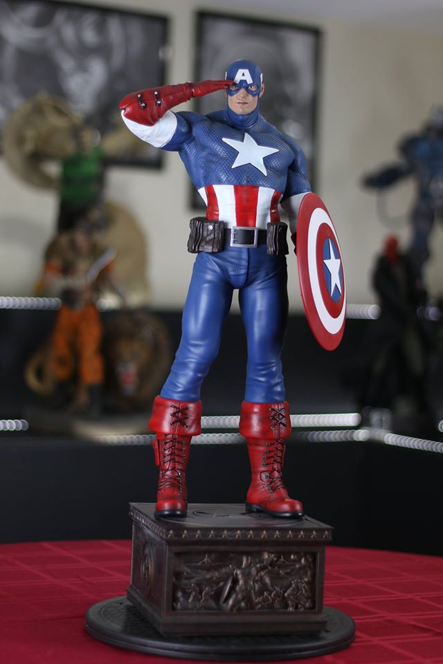 Premium Collectibles : Captain America - Sentinel of liberty - Page 5 12ny6d