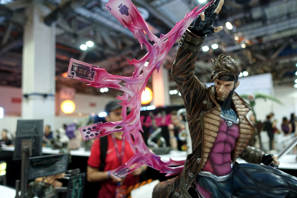 Premium Collectibles : Gambit** 12osk2c