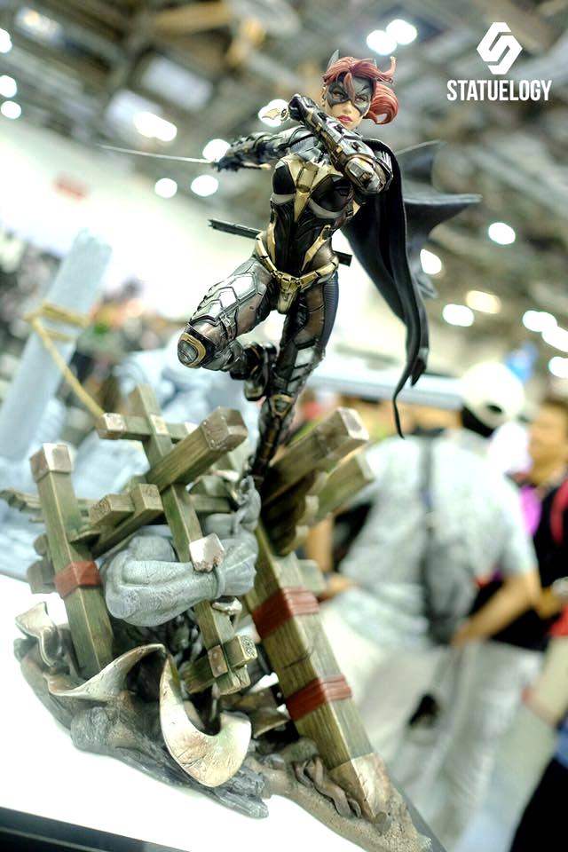 Samurai Series : Batgirl 12puxy