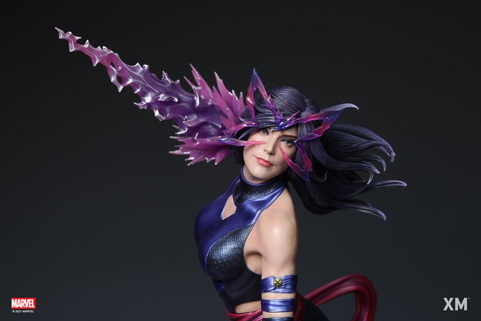 Premium Collectibles : Psylocke 1/4 Statue 12r4jj4