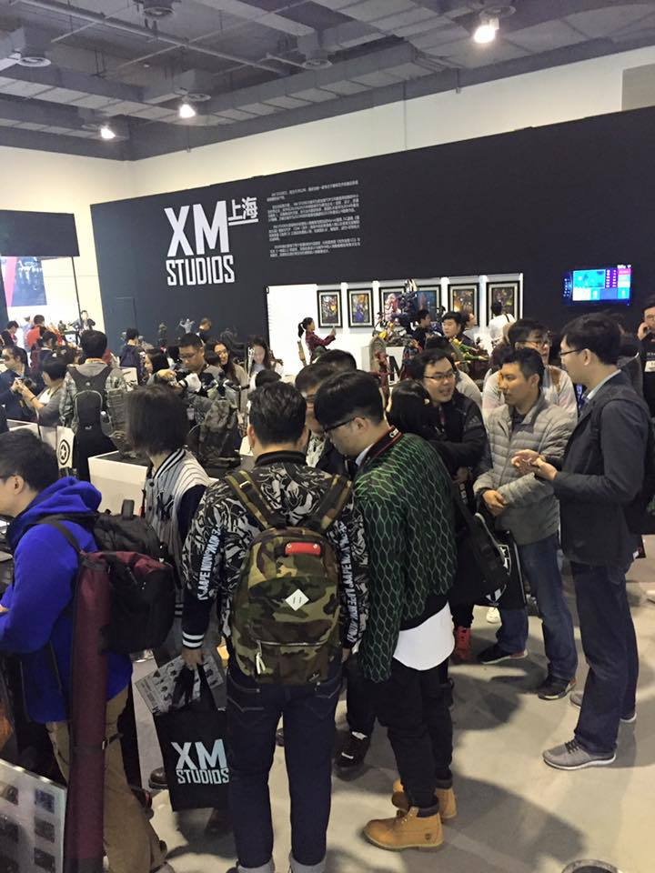 XM Studios: Coverage SHCC 2017 - October 05-07 12zip58