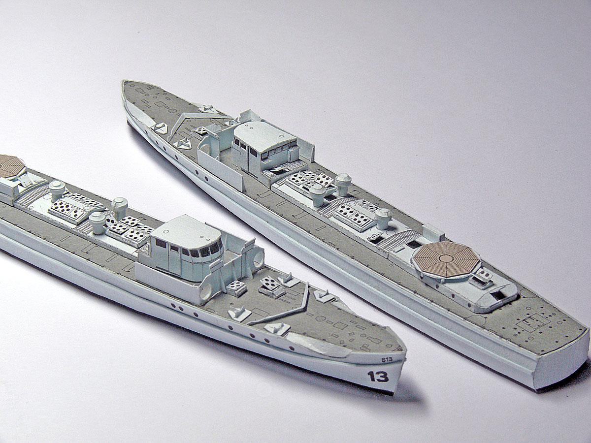 Schnellboote Série S7-S13 de la Reichsmarine 1:250 13-brueckenhausphkw7