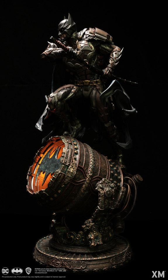 Samurai Series : Batman Shugo 130ujjl