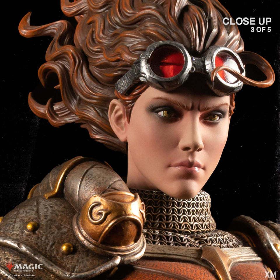 Premium Collectibles : MTG - Chandra Nalaar 1/4 Statue 132089792_278498992176zkfd