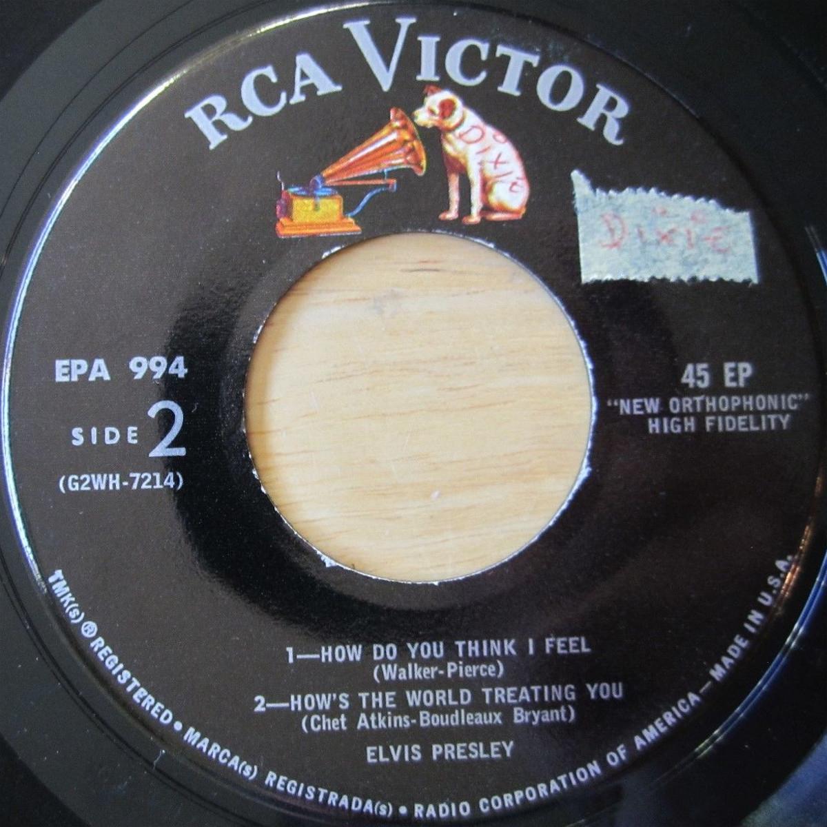 STRICTLY ELVIS 1320vrcy