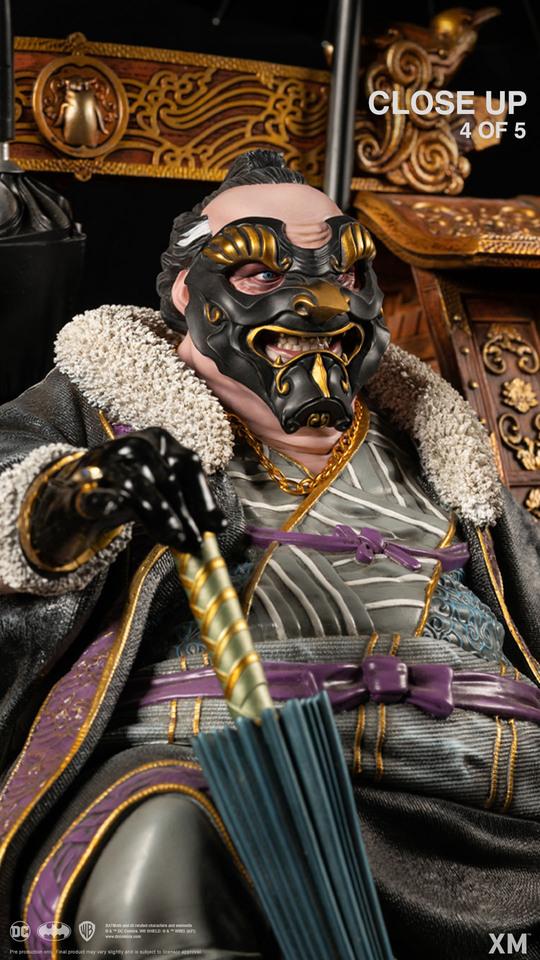 Samurai Series : Penguin 132630781_27876812447yhjvb