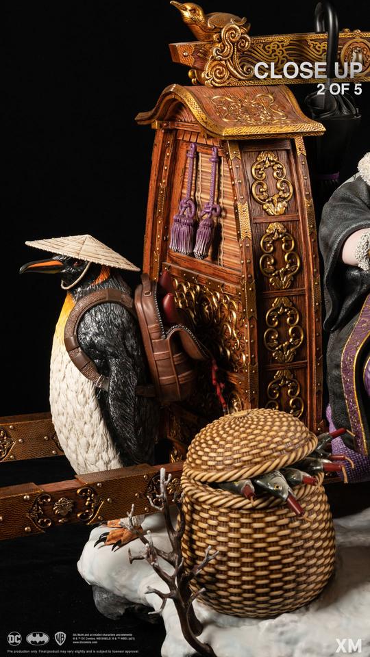 Samurai Series : Penguin 133517440_278768118810djj6