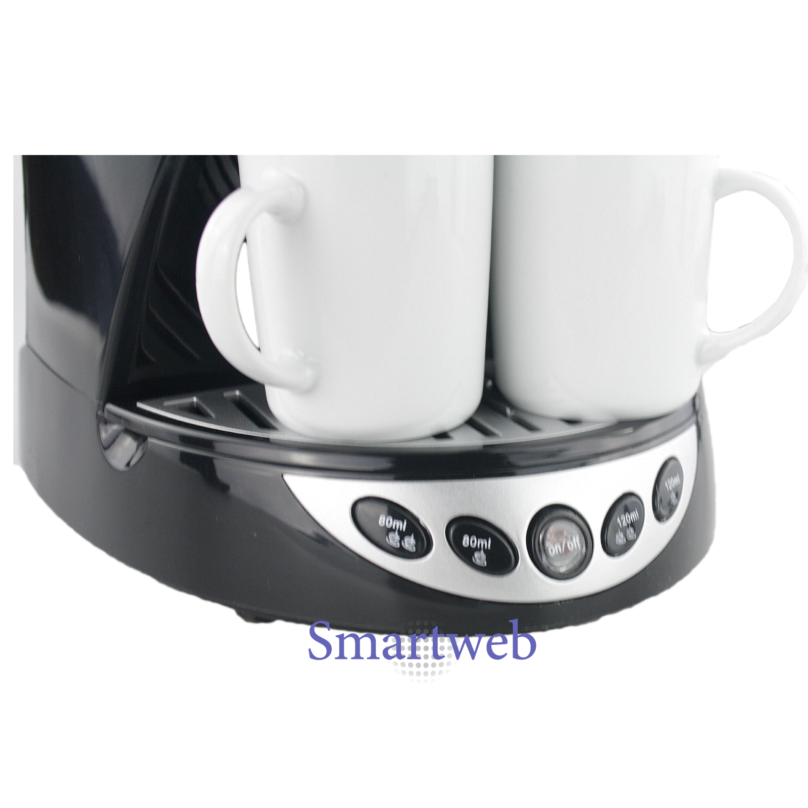 pad kaffeemaschine kaffeepadmaschine kaffee maschine. Black Bedroom Furniture Sets. Home Design Ideas