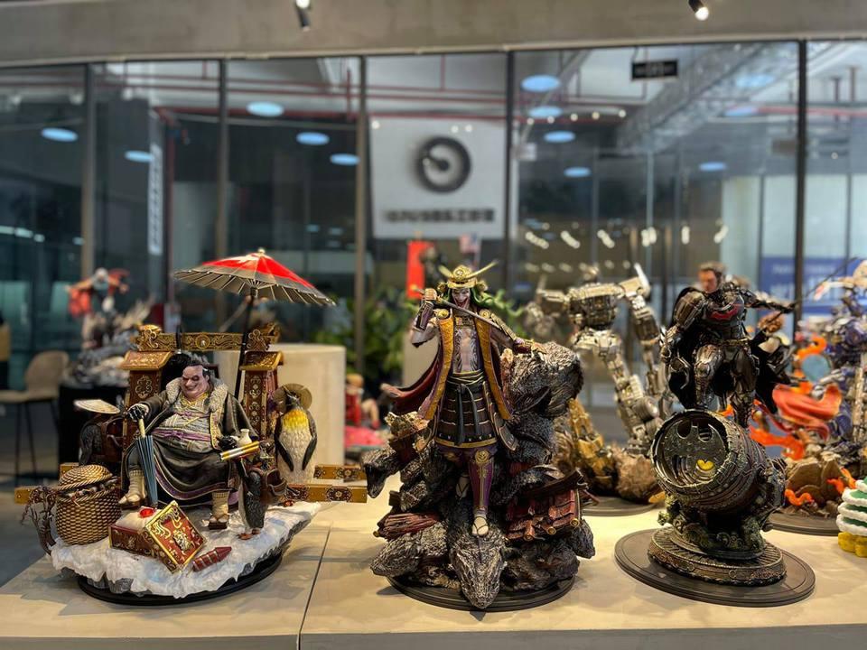 Samurai Series : Penguin 135084270_295341194169ujvv