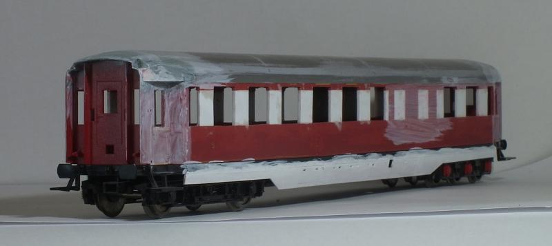 [H0] Wagen 820-601 der VES/M  Halle(S) 135ksfw