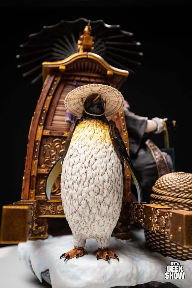 Samurai Series : Penguin 136722795_22518334584orjl8