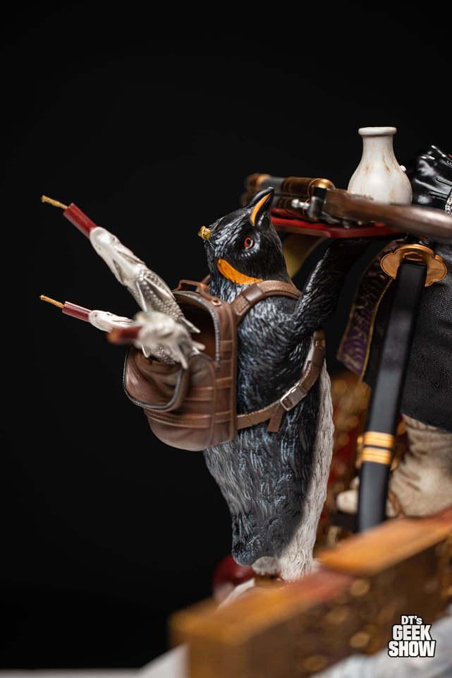 Samurai Series : Penguin 136771784_22518259917kykoc