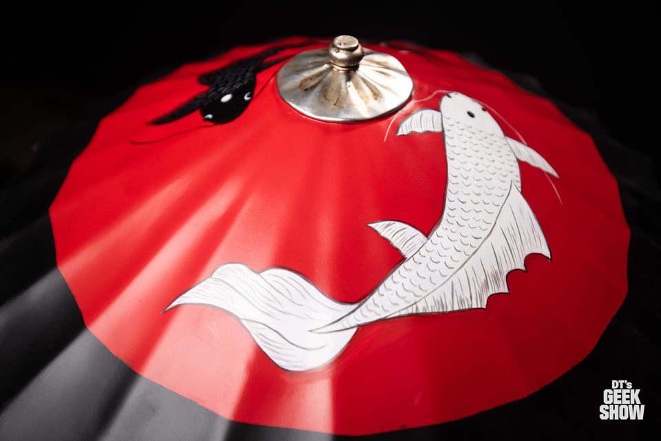 Samurai Series : Penguin 136819984_225182759175uk8m