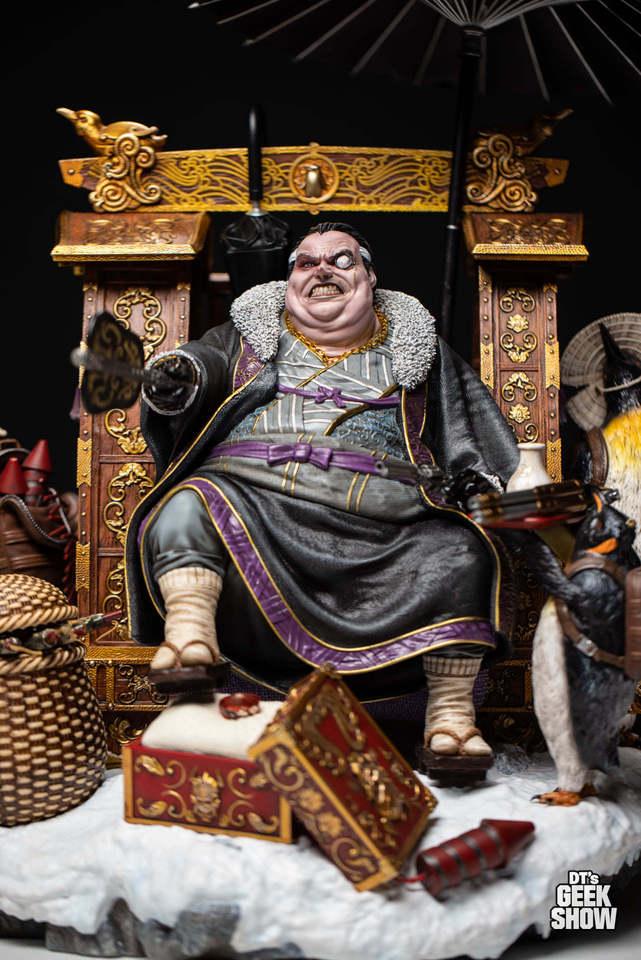 Samurai Series : Penguin 136968545_22518294917cqjx9
