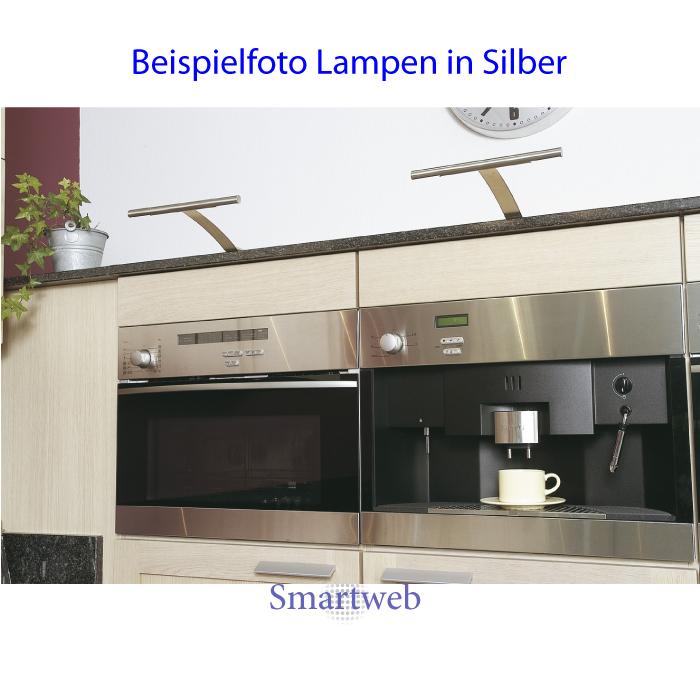 2er Set Küchenlampe Küchenbeleuchtung Unterbauleuchten