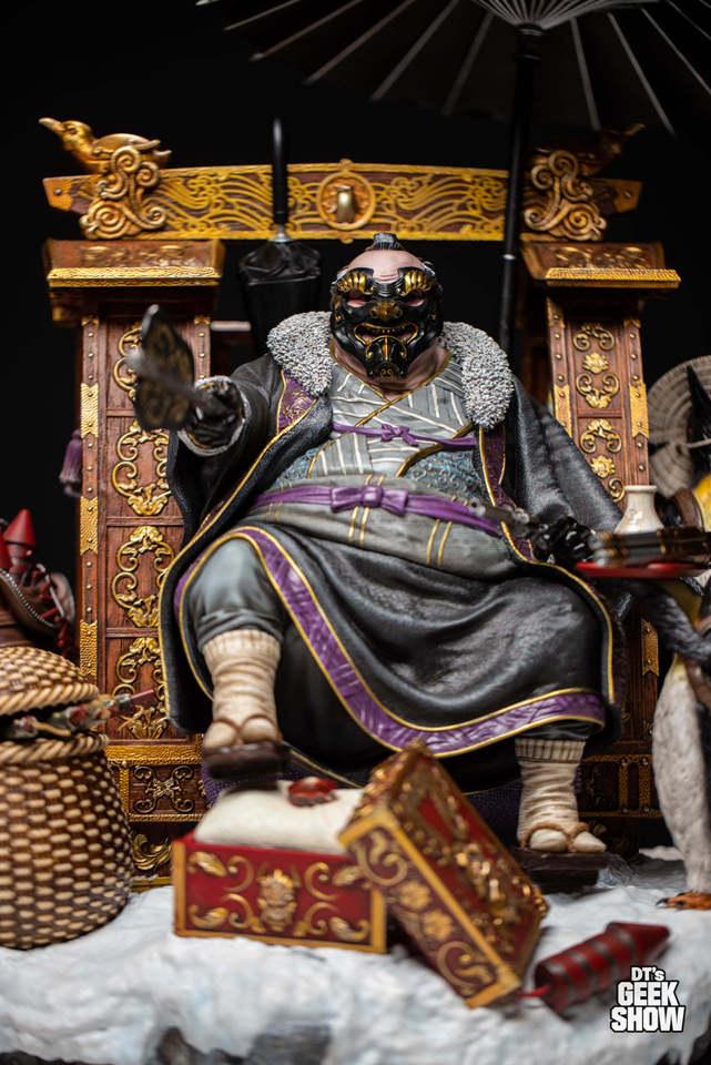 Samurai Series : Penguin 137023255_22518296251lrktm