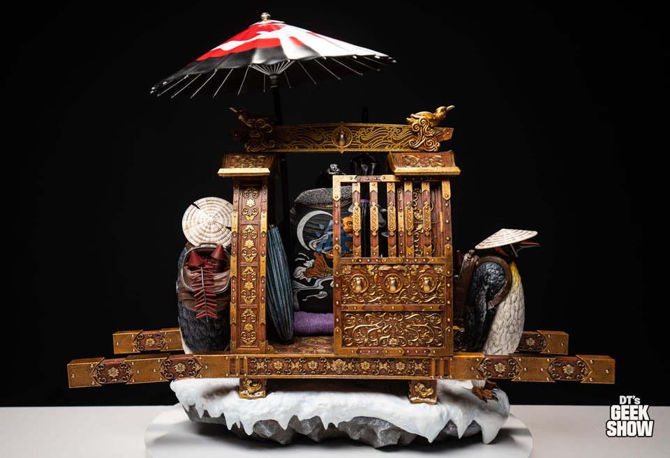 Samurai Series : Penguin 137102393_22518289917ghjf4