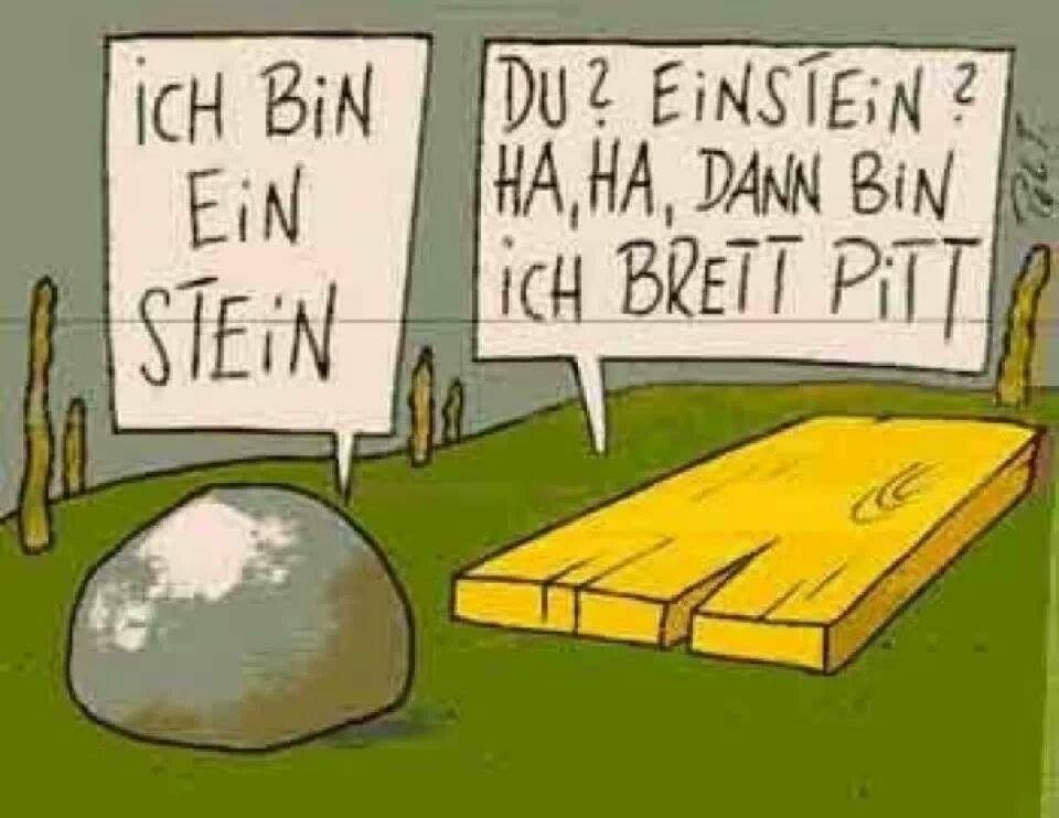 Aha-Witze zum Nachdenken - Satire und Humor - Ebbes Asyl