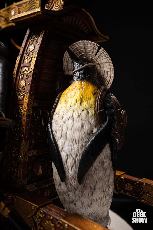 Samurai Series : Penguin 137556041_22518333917utjnu