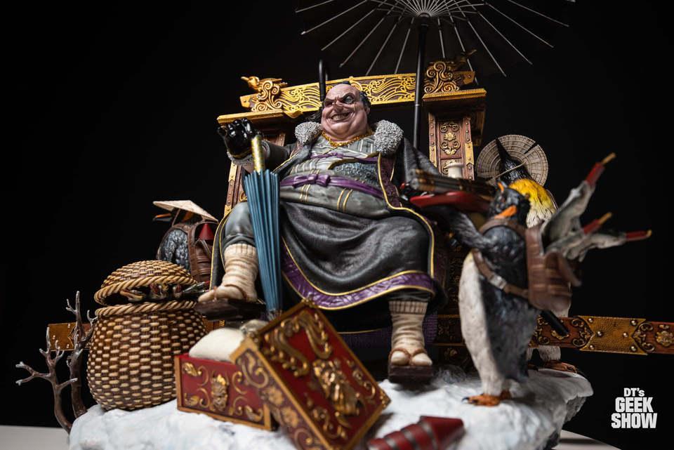 Samurai Series : Penguin 137585653_225182812515kkie