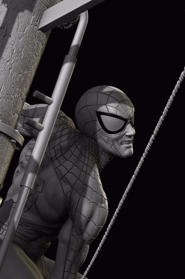 Premium Collectibles : Spiderman** 13882596_1722003934683bqmo