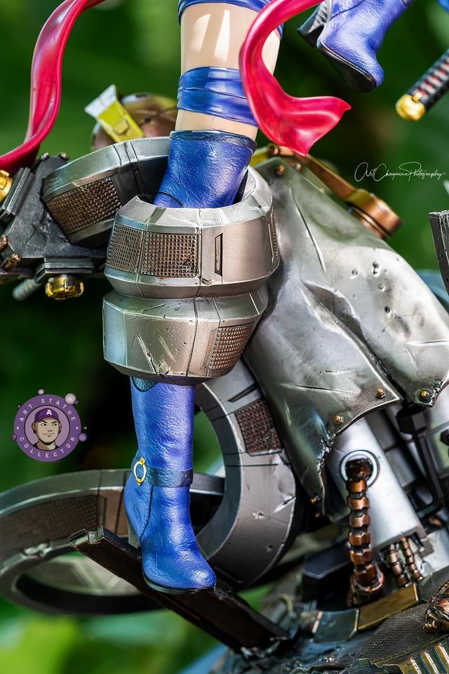 Premium Collectibles : Psylocke 1/4 Statue 138tjwk