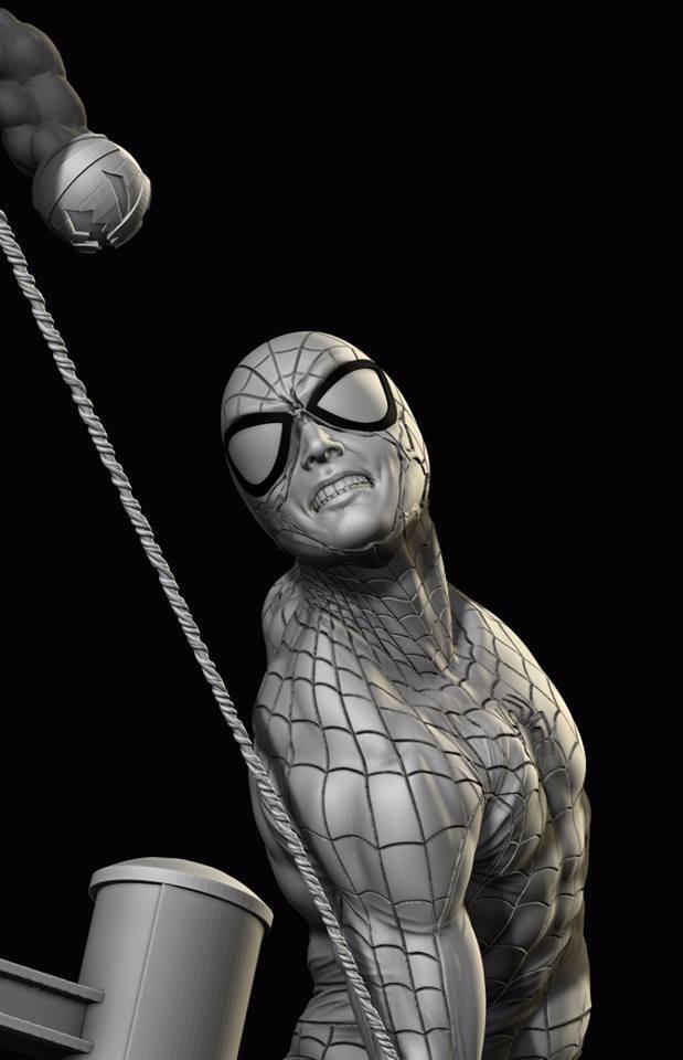Premium Collectibles : Spiderman** 13906802_172200395135rwrjm