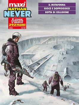 Nathan Never Maxi - Volume 10 (2014)