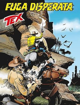 Tex N° 644 - Fuga disperata (2014)