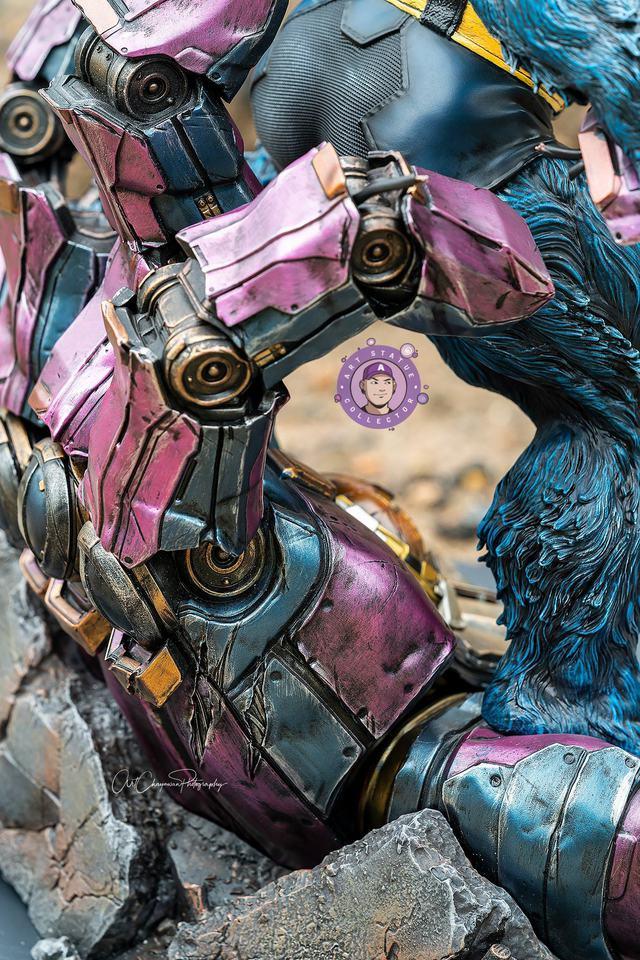 Premium Collectibles : Beast 1/4 Statue 139kk8i