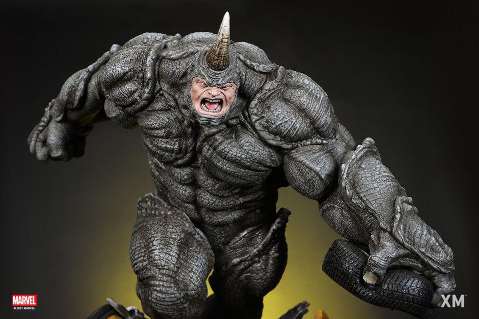 Premium Collectibles : Rhino** 139nkgg