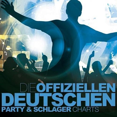 German Top 50 Party Schlager Charts 12.08.2019