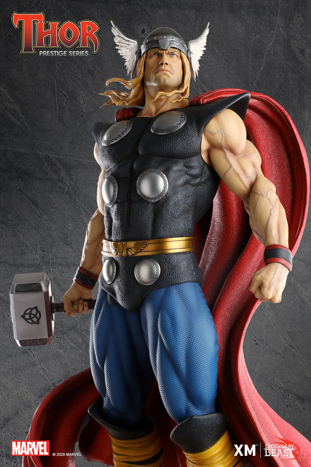 Premium Collectibles : Thor 1/3 13fckdb