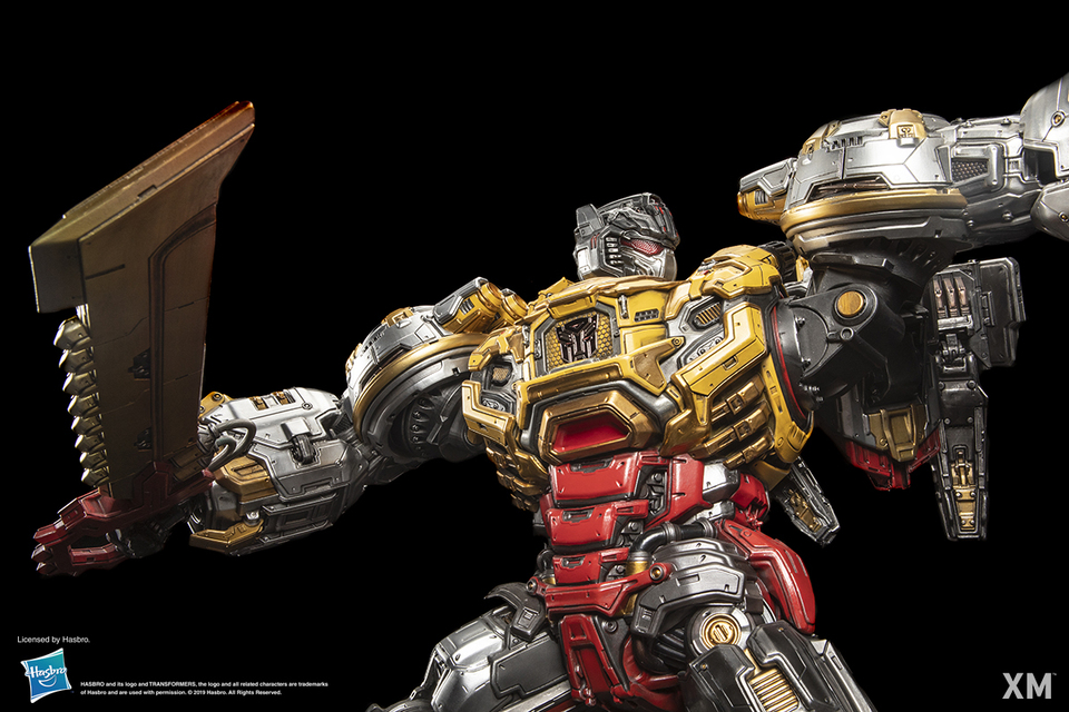 Premium Collectibles : Transformers - Grimlock (G1) 13l3kuc