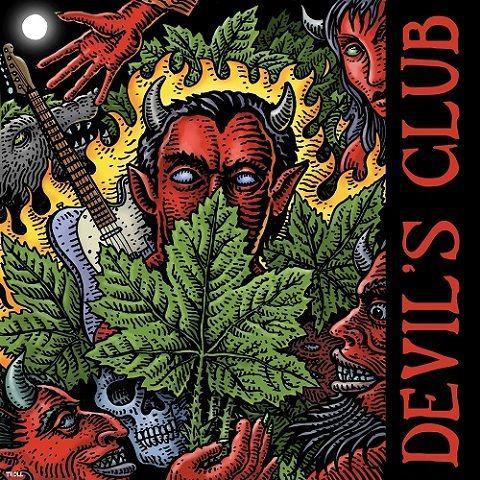 Sammy Burrous - Devil's Club (2020)