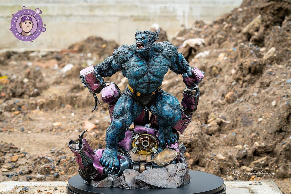 Premium Collectibles : Beast 1/4 Statue 13njt8