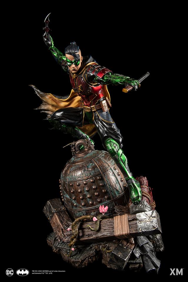 Samurai Series : Robin 13r7jyj