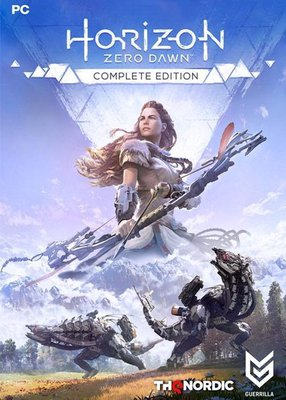 Horizon Zero Dawn Complete Edition (2020) Multi - FULL ITA