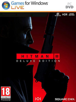 HITMAN 3 (2021) Deluxe Edition Multi - SUB ITA