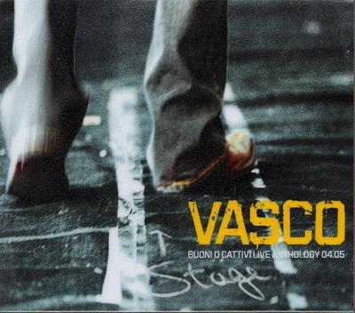 Vasco Rossi - Buoni o cattivi Live Anthology 04.05 (2005).Flac