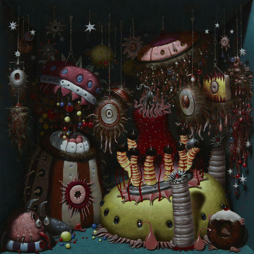 Orbital - Monsters Exist (2018)