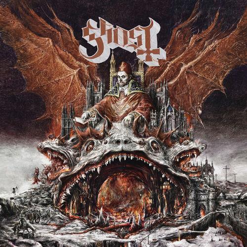 Ghost - Prequelle (2018)