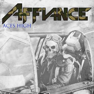 Affiance - Aces High (Single) (2016)