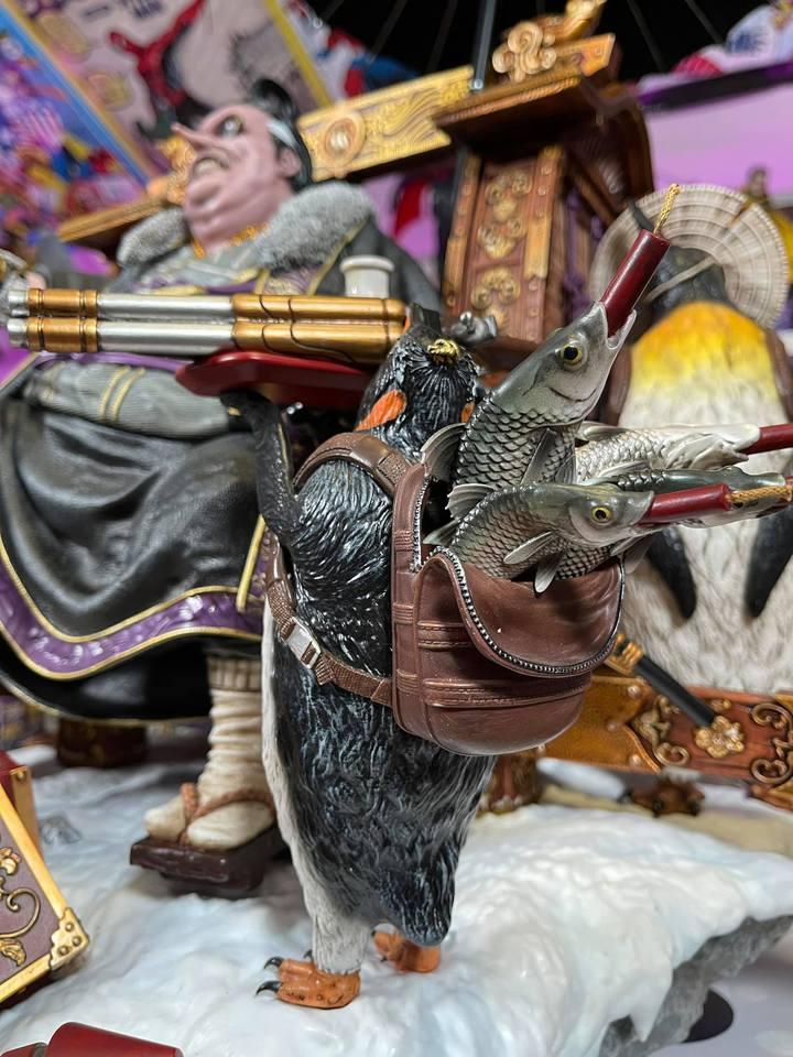 Samurai Series : Penguin 141698851_13838335152m0jks