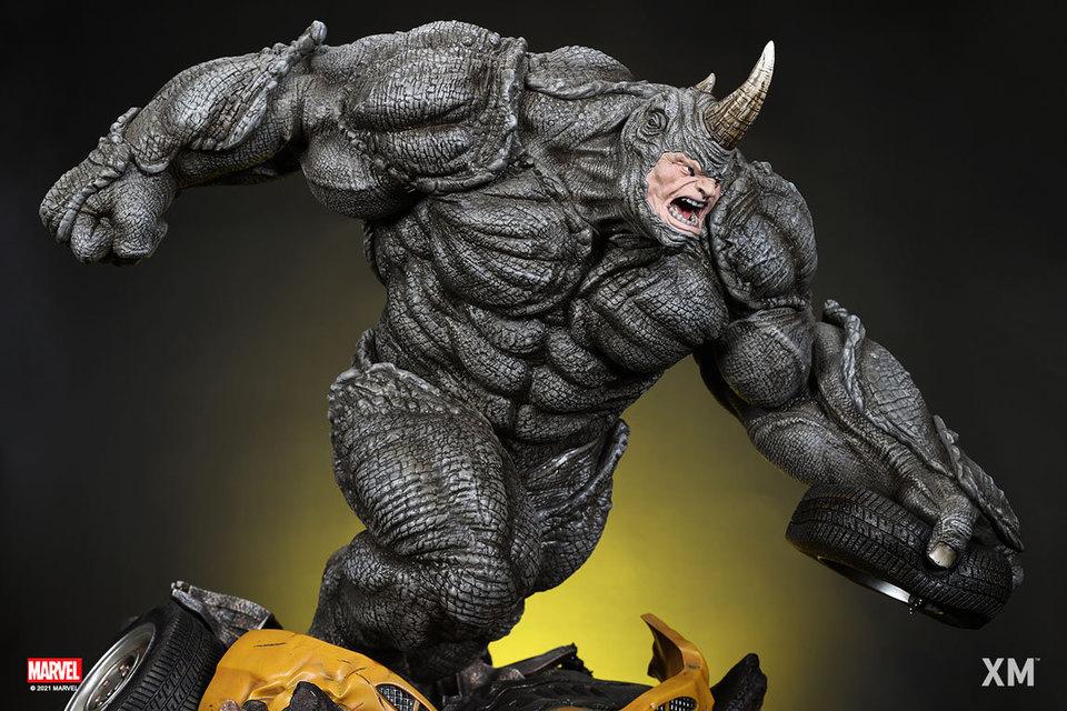 Premium Collectibles : Rhino** 1417jrh