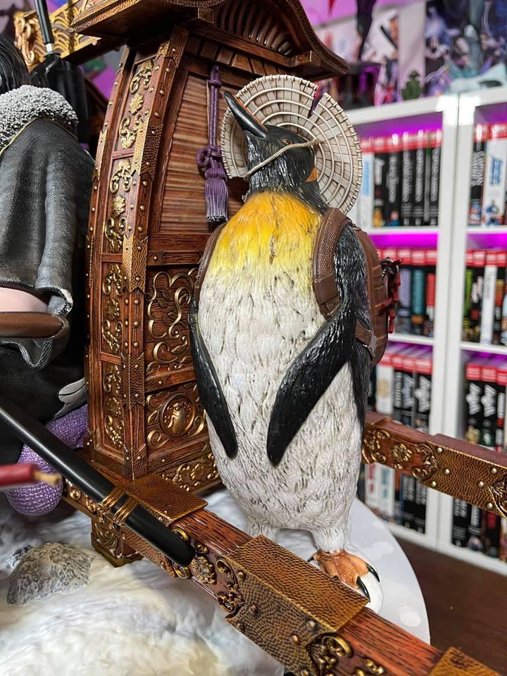 Samurai Series : Penguin 141820812_13838334386xwksk