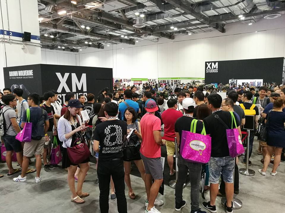 XM Studios: Coverage STGCC 2017 - September 09-10 14192078_173556222333vyju0