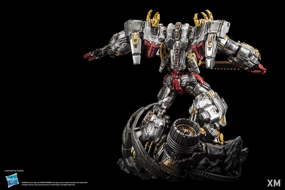 Premium Collectibles : Transformers - Grimlock (G1) 141bkt3