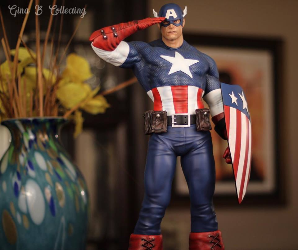 Premium Collectibles : Captain America - Sentinel of liberty - Page 5 141okp5